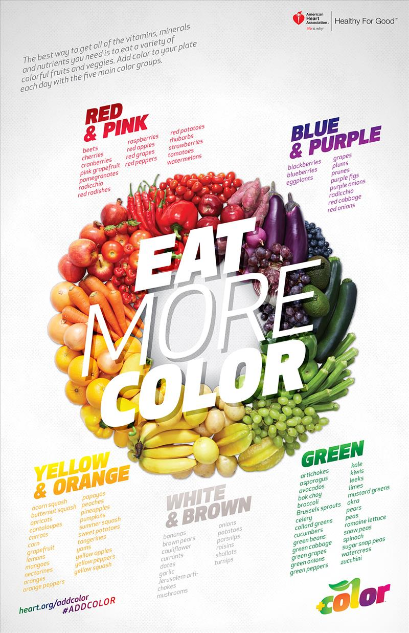 eat more color image