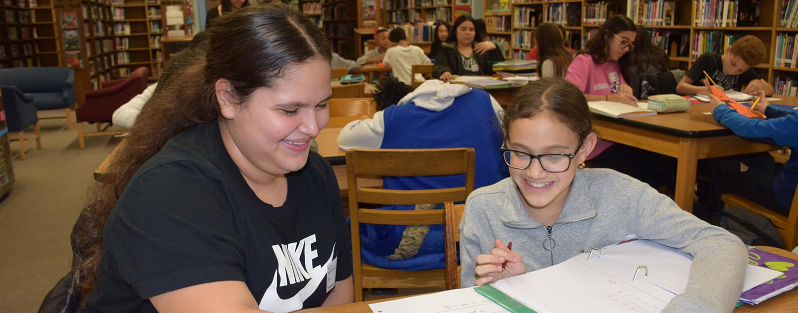 Math Stars Shine at Copiague Middle School