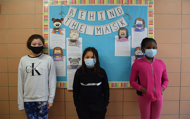 Student Essays Offer a Look Behind the Mask photo