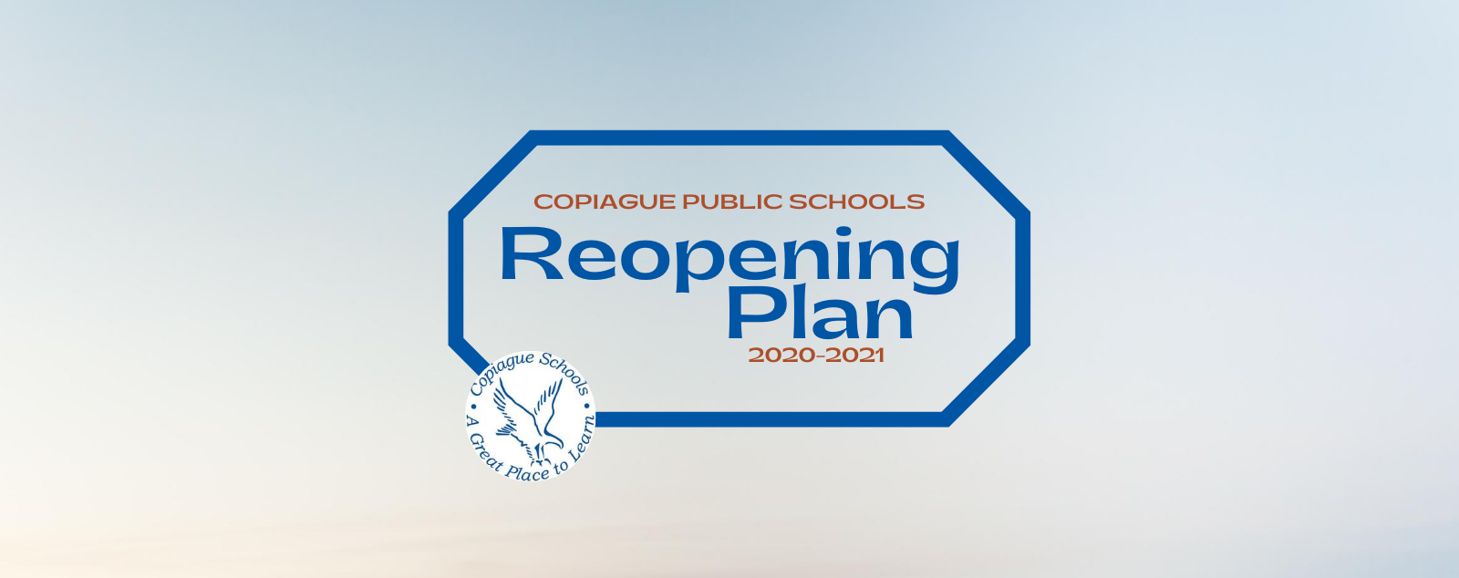 Reopening of Schools Plan