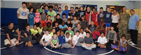 World-Class Wrestlers Offer Tips