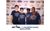 Boys Track Relay Team to Compete at Millrose Games photo