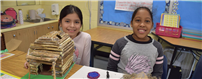 Creative Designs Featured in Longhouse Lesson photo