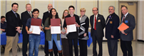 Knights of Columbus Honors Copiague Students photo