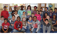 Students Provide Inspiration for Counselor Turned Author photo