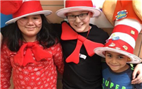 Spirited Students Celebrate Seuss