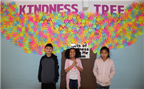 Kindness Shines at Susan E. Wiley photo