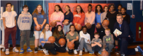 Heart-Healthy Hoopsters at Middle School photo