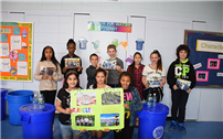Recycling Initiative Helps Spark Change Photo
