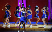 Copiague Students Light Up the Stage in 'Bring It On' photo