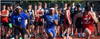 Copiague Track Teams Take First at Urban & Walsh Meet photo