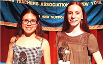 MS Students honored at L.I. Science Congress Photo