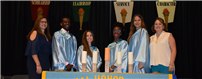 Twenty-Eight Inductees Welcomed into National Honor Society Photo