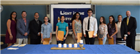 Six Inductees Named Members of National Junior Honor Society Photo