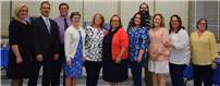 District Celebrates Retirees, Newly Tenured teachers photo
