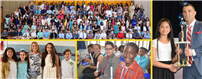 Class Day Recognizes Achievements Photo Collage