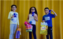 Multiplication Contest Challenges Third-Graders photo