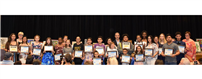 Students Honored for Outstanding Achievements photo
