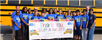 Copiague Students Start School Stuffed with Supplies photo