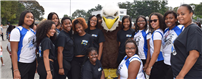 Spirits Soar During Homecoming Celebration photo