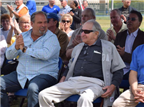 Copiague Baseball Field Dedicated to Former Athletic Director photo 2