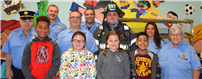 Firefighters Share Safety Tips photo