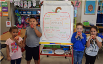 Hands-On Lessons Engage Kindergarten Learners photo