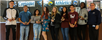 Fall 2018 Golden Eagle Winners photo
