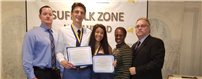 Seniors Named Suffolk Zone Winners photo