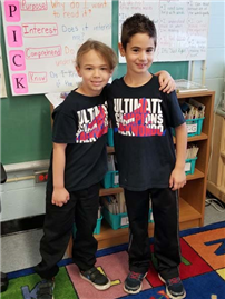 Seeing Double During Red Ribbon Week Pic 3
