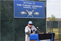 Copiague Baseball Field Dedicated to Former Athletic Director photo 4
