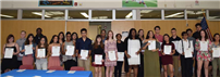 Top Musicians, Artists Inducted into Fine Arts Honor Society photo 4