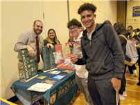 Copiague Hosts College Fair photo 3