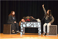 Drama Students Prep for Performances photo 3