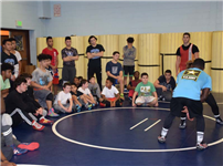 World-Class Wrestlers Offer Tips 2