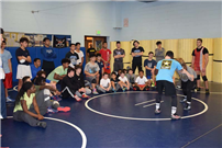 World-Class Wrestlers Offer Tips 3