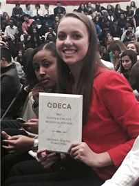 DECA Members Head to States 3