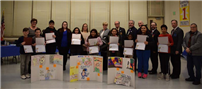 Knights of Columbus Honors Copiague Students photo 2