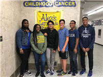 Student Council Joins Fight Against Childhood Cancer photo 2