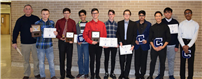 Winter Athletes Honored at Annual Event photo