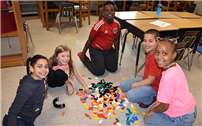 Young Engineers Design Domino Structures