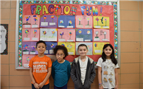Third Graders Spring into Learning