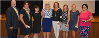 Dedicated Staff Honored for Service Pic