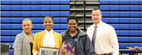 Basketball Coach Receives National Women in Sports Honor photo thumbnail164809