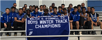 Boys Track Team Crowned Champions photo